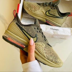 NWT Nike Air Max sequent 4 olive
